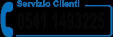 Numero Servizio Clienti ok - 225x75N